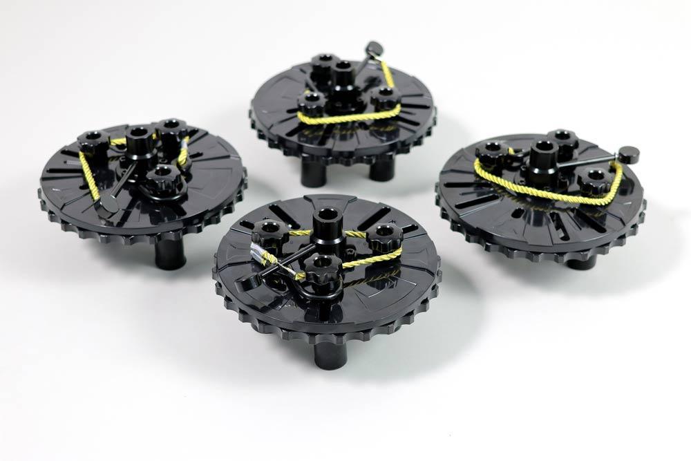 Эволюция колесных адаптеров